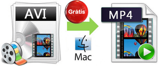 converter avi para mp4 no mac