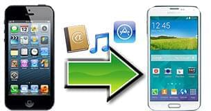 transferir dados do iPhone para o Samsung Galaxy S
